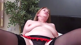 Older lady fucked like a cheap whore
